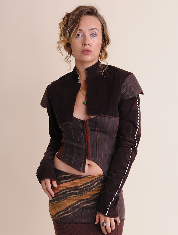NuvoTerre Bolero, Vestee, Shibari Skirt