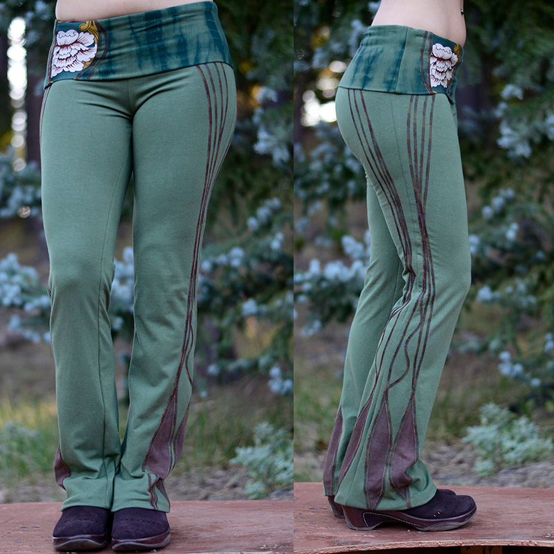 NuvoTerre Yoga Pant