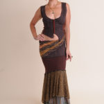 NuvoTerre Vestee & Shibari Skirt