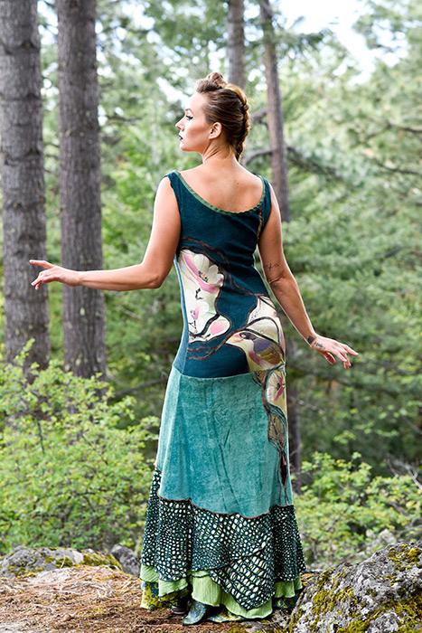 NuvoTerre Poppy Dress